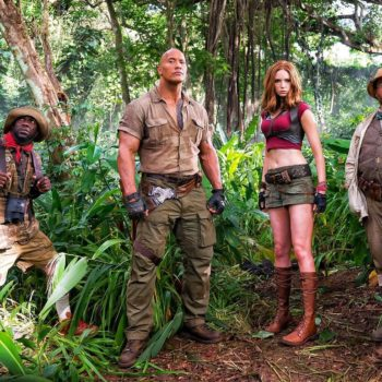"""The ~twist~ for the new """"Jumanji"""" movie has been revealed, and you're going to like this"""