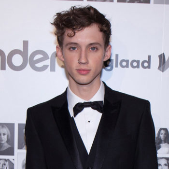 Troye Sivan becomes the youngest recipient of this prestigious GLAAD Award, and it's totally deserved