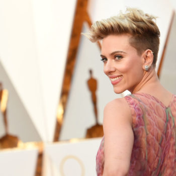 Scarlett Johansson's celebrity crushes will leave you drooling, literally