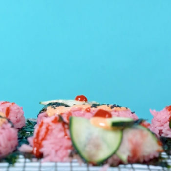 You donut know sushi — until you eat it in this new way!