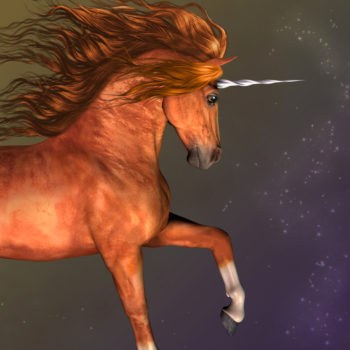 The Smithsonian captured a unicorn on film yesterday, and you'll never believe how it smelled