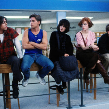 """Film Independent's screening of """"The Breakfast Club"""" reminds us that this movie transcends time and space"""