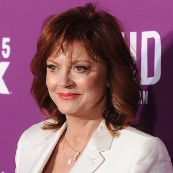 Susan Sarandon had the perfect feminist response to (false) rumors that she doesn't get along with female costars