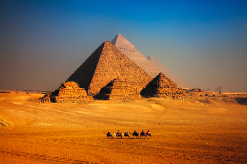 Another pyramid was discovered in Egypt, and we are fascinated