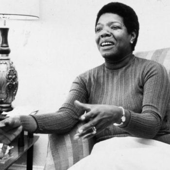 In honor of her birthday, here are all the Maya Angelou quotes you need to get through the good and bad