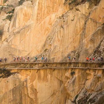 Calling all thrill-seekers: The most dangerous path in the world is reopening to hikers