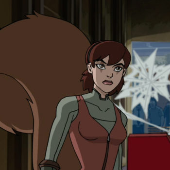 Today we are blessed, because Squirrel Girl is coming to TV