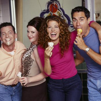 "It's official! There are going to be more episodes of ""Will & Grace"" than we originally thought!"