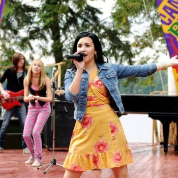 """We have more information about this R-rated """"Camp Rock"""" that Demi Lovato says is actually happening"""