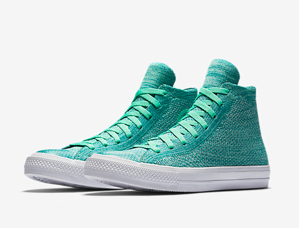 The new Converse x Nike Flyknit collection is going to be the sneaker of the summer