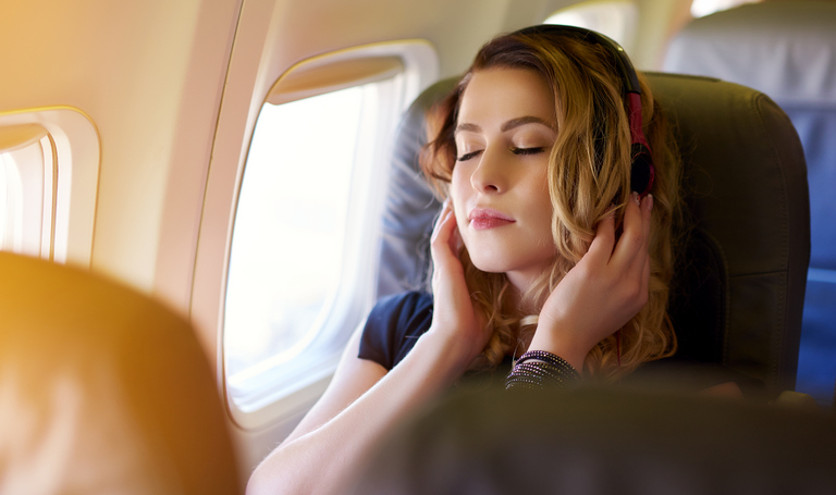 7 weird things that happen to your skin when you fly