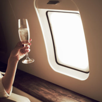 United Airlines is facing an extreme wine shortage because we drank it all