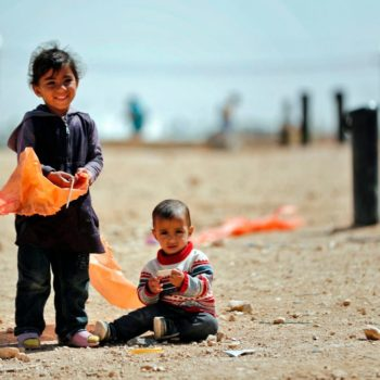 A human rights activist shared these ways you can help make a difference for Syrian refugees