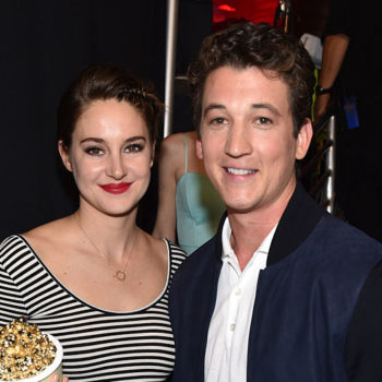 """Shailene Woodley and Miles Teller might star in another movie together — and it's got nothing to do with """"Divergent"""""""