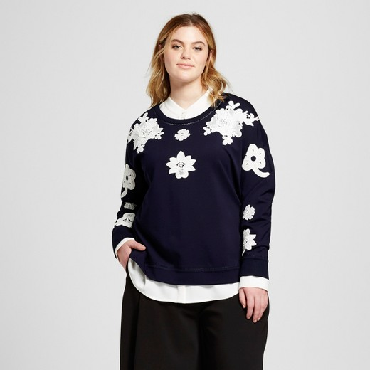 4432cbc40fc42 14 plus-size pieces from Victoria Beckham x Target
