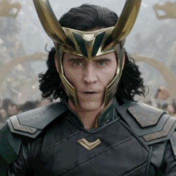 """Loki is officially back in the latest """"Thor"""" trailer, and Twitter has lost all chill"""