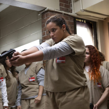 "Take a deep breath, you can watch the opening of ""Orange is the New Black"" Season 5 right now"