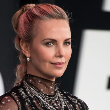 """Charlize Theron opened up about """"why I'm single,"""" and girl, same"""