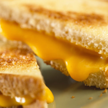 It's National Grilled Cheese Day, so you should enjoy (at least) one of these sandwiches today