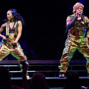 The lead single from TLC's first album in 15 years is here, and '90s kids will not be disappointed