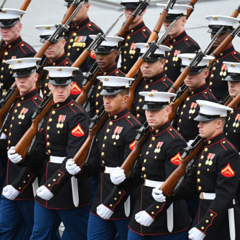 Female Marines wrote their male colleagues a letter about sexual harassment, and they have bigger plans than that