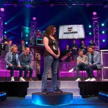 The Internet is not cool with this game show that asked whether women were pregnant, and neither are we
