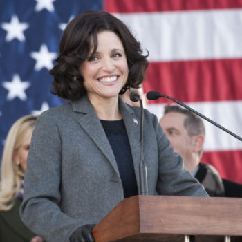"In case you need an alternate political reality, ""Veep"" is coming back tonight"