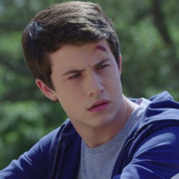 "So, this is probably why Clay's head wound never heals in ""13 Reasons Why"""