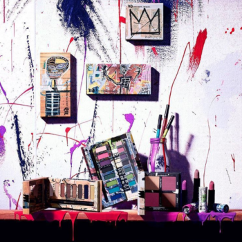 Thanks to Sephora, you can shop the Urban Decay and Jean-Michel Basquiat collection a day early