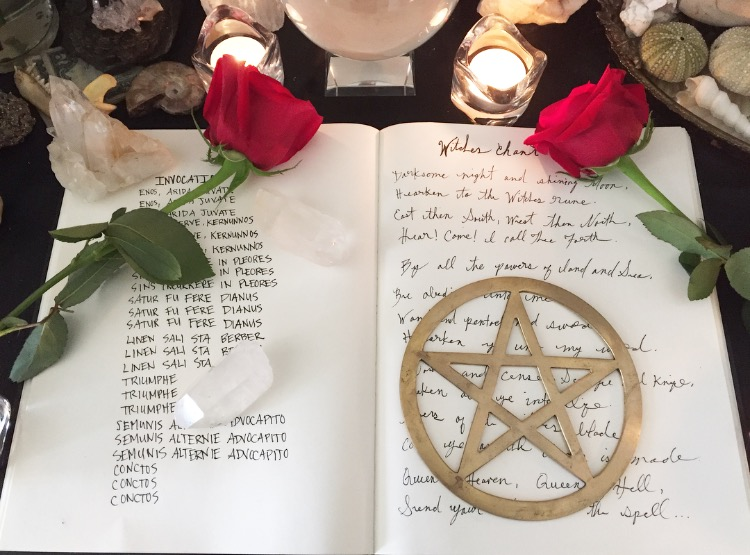 Witchcraft 101: How to grow your own grimoire (or witch's