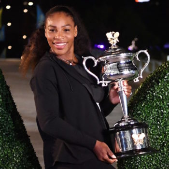 Serena Williams won the Australian Open while pregnant, because women can do anything