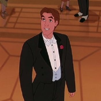 "I saw ""Anastasia"" on Broadway, and I can't believe it, but I was way more into the villain than Dimitri"