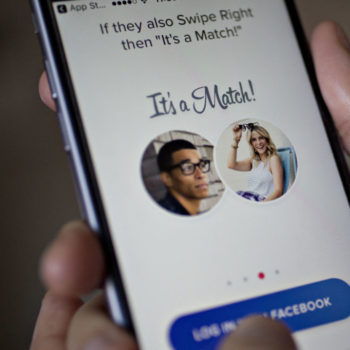 This study on online dating will give you the hope to keep swiping
