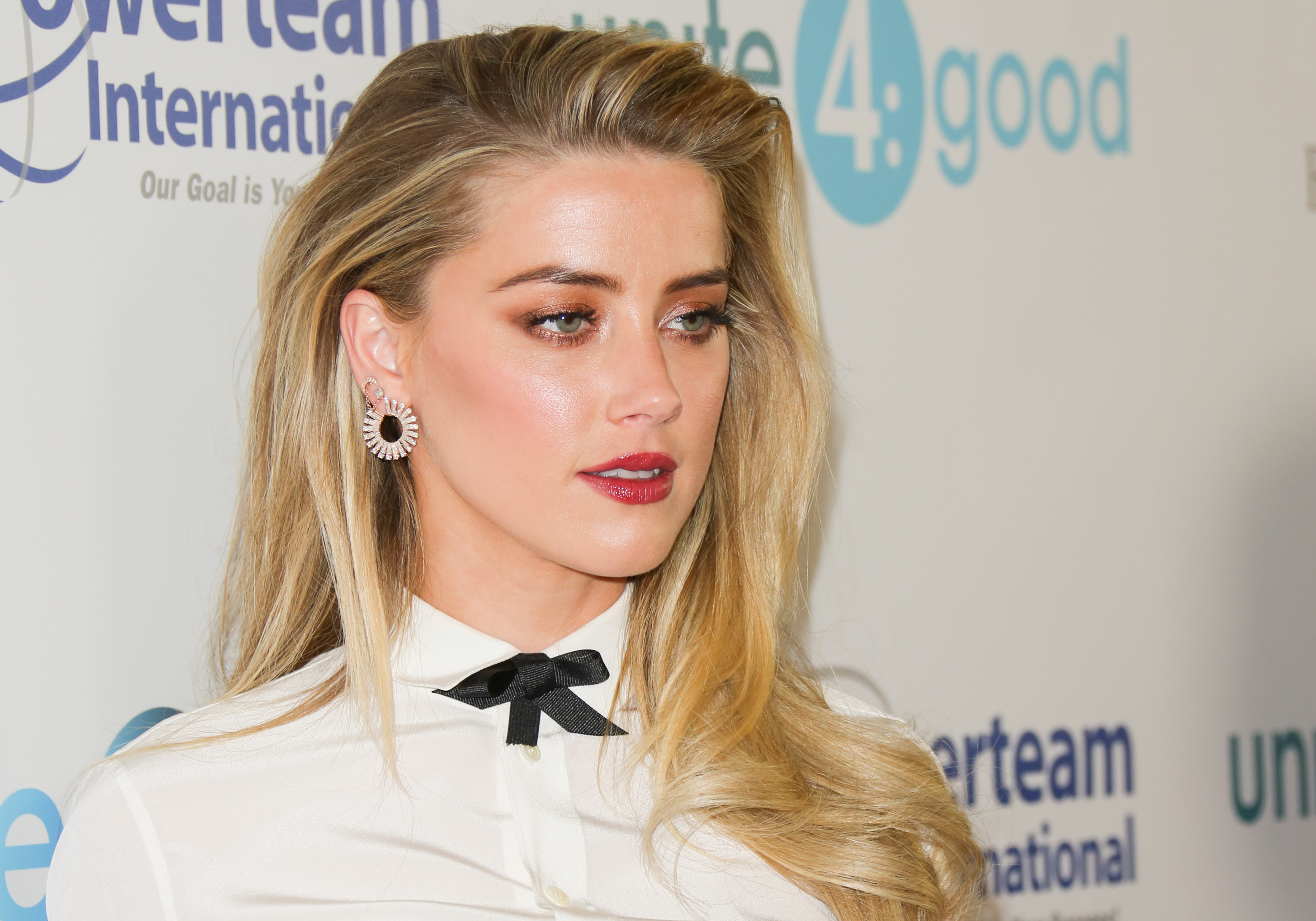 Amber Heard Just Confirmed Her Romance With Tech