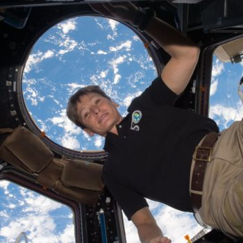 Astronaut Peggy Whitson just broke another record — and it's a big one