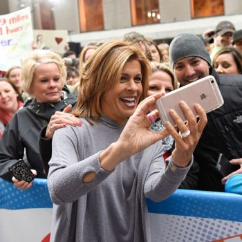 """This """"Today Show"""" personality had a """"premonition"""" that Hoda Kotb would be a mom"""