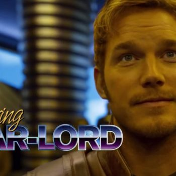 """This new """"Guardians of the Galaxy"""" trailer makes it look like a wacky '80s TV show"""