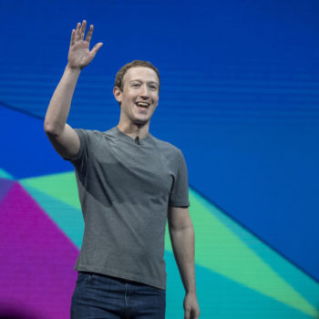 People think Mark Zuckerberg is going to run for president, and we kind of get it