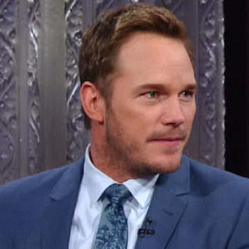 This is why Chris Pratt no longer makes mixtapes for Anna Faris