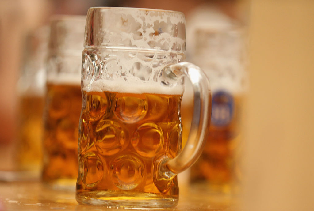 Beer works better than some painkillers, according to a new study