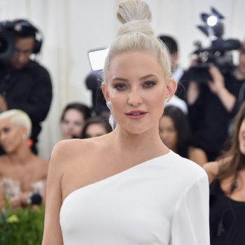 Kate Hudson turned into the Queen of Hearts at the Met Gala after-party
