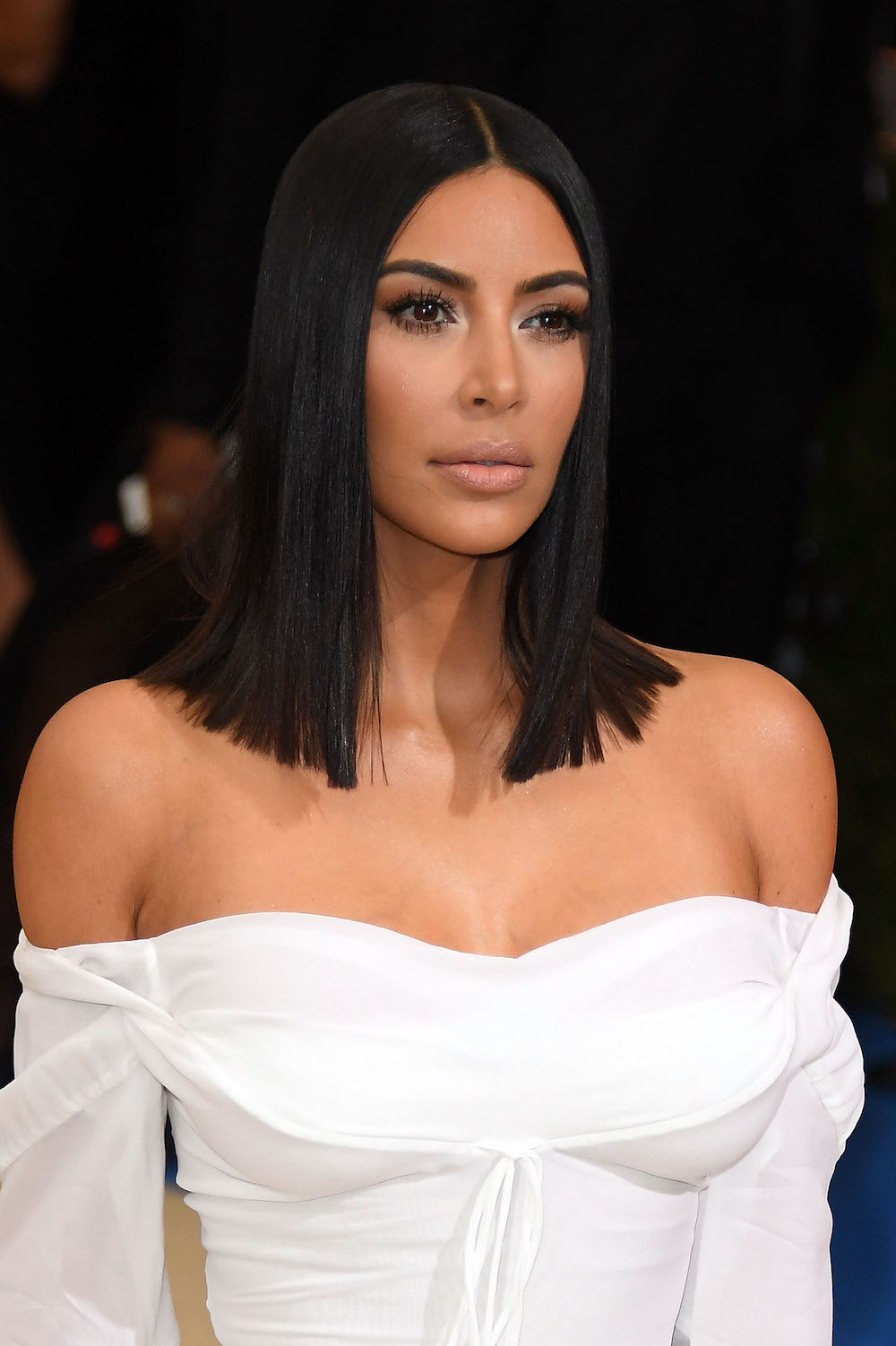 NEW YORK, NY - MAY 01:  Kim Kardashian attends the Rei Kawakubo/Comme des Garcons: Art Of The In-Between Costume Institute Gala at Metropolitan Museum of Art on May 1, 2017 in New York City.  (Photo by Venturelli/WireImage)