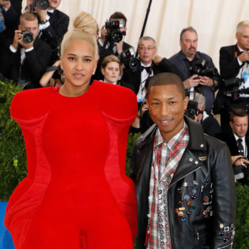 Pharrell's wife, Helen Lasichanh, nailed the Met Gala theme AND dazzled on the red carpet months after having triplets