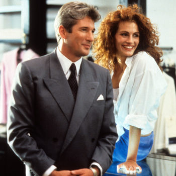"""If you ever wanted to channel Julia Roberts's style in """"Pretty Woman,"""" ASOS has the dress for you"""
