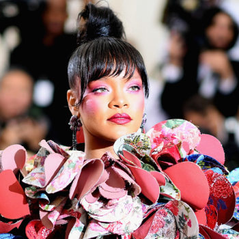 Rihanna revealed just how long it took to get into those incredible Met Gala shoes