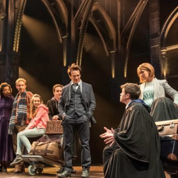 "Mark your calendars — we've got an opening date for ""Harry Potter"" on Broadway"
