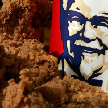 KFC is releasing a romance novel in honor of Mother's Day, and the title will make you LOL