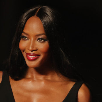 Naomi Campbell has NEVER done a beauty campaign, and the reason why is infuriating