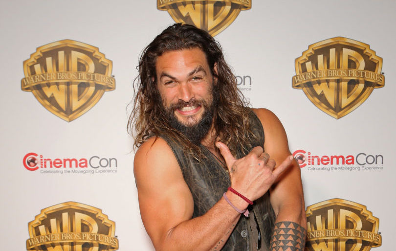 """Game of Thrones"" star Jason Momoa and Will Ferrell are going to be playing father and son?"