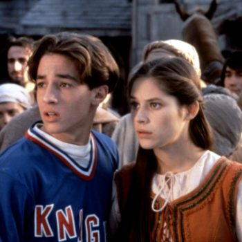 """Your attention, please: We need to talk about the '90s classic, """"A Kid in King Arthur's Court"""" for a sec"""